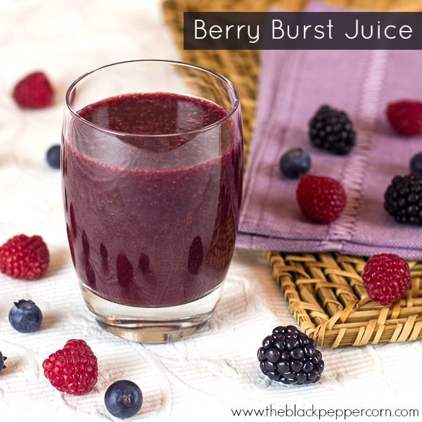 Berry Burst Juice pic