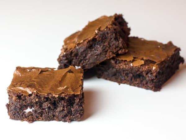 Chewy Chocolate Chunk Brownies Recipe