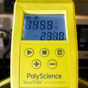 Polyscience Sous Vide Discovery Immersion Circulator Product Review