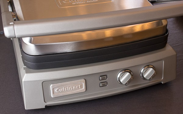 Cuisinart Griddler Deluxe Product Review
