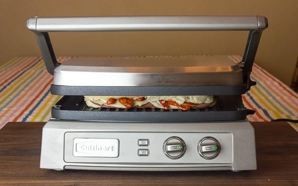 Cuisinart Griddler Deluxe-21