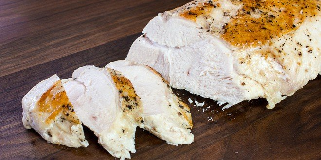 Sous Vide Turkey Breast