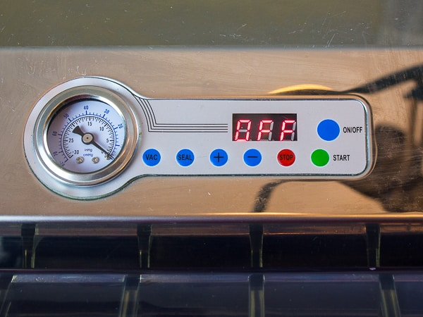Vacmaster VP112 Chamber Vacuum Product Review-8