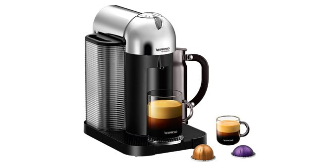 Nespresso VertuoLine Product Review
