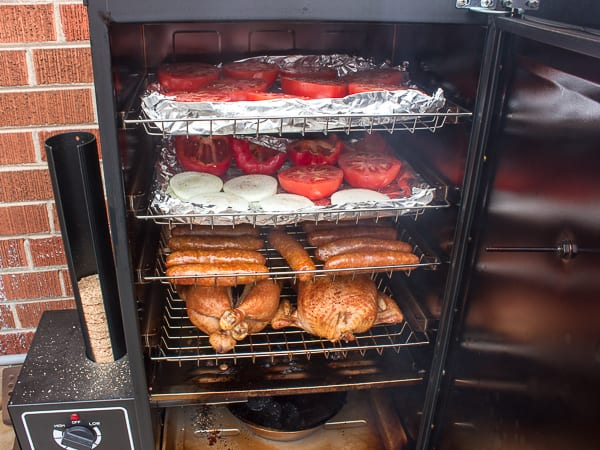 How To Smoke A Whole Chicken In The Bradley Electric Smoker