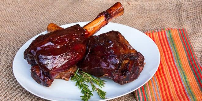 Best Gas Can >> BBQ Venison Shanks Recipe