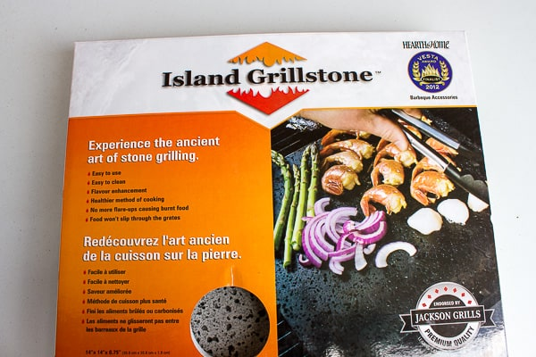 Island Grillstone Product Review