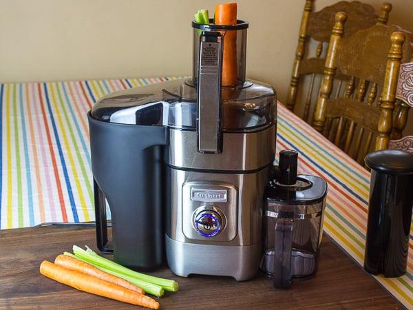 cuisinart juice extractor cje-1000c Product Review-10