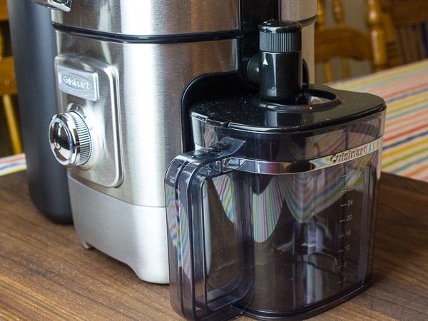 cuisinart juice extractor cje-1000c Product Review-8