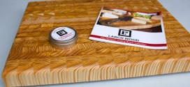Larch Wood Cutting Board Product Review