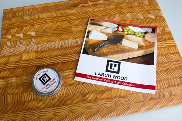 Larch Wood Cutting Boards Product Review-5