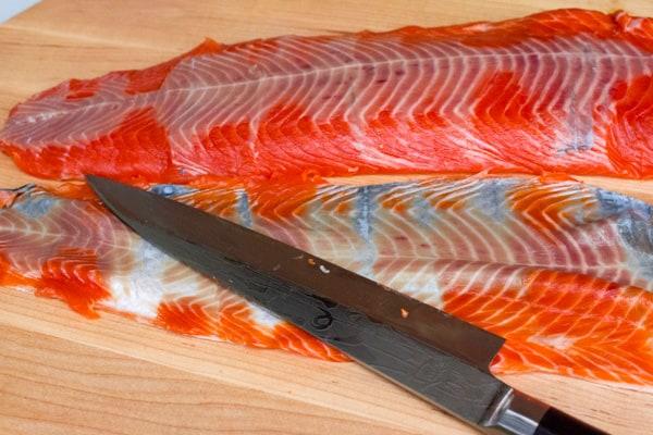 shun yanagiba Knife Review-10