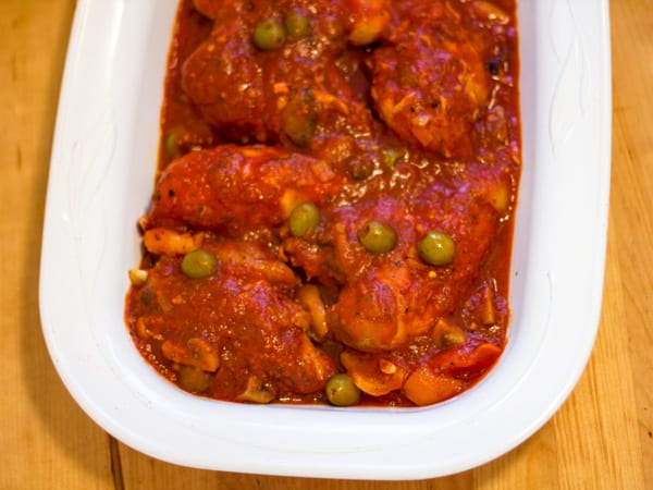 Crock Pot Chicken Cacciatore - slow cooker recipe
