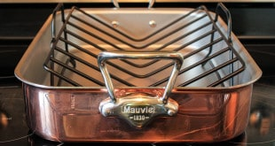 Mauviel Copper Tri-Ply Roaster with Rack Product Review-9