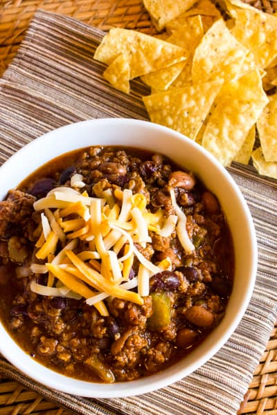 Beef and Beer Chili-11