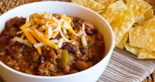 Beef and Beer Chili-4