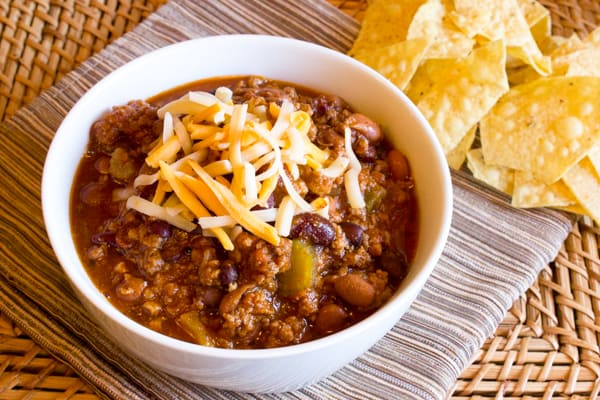 Beef and Beer Chili Recipe - Hearty and Homemade