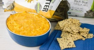 Spicy Buffalo Chicken Dip-5