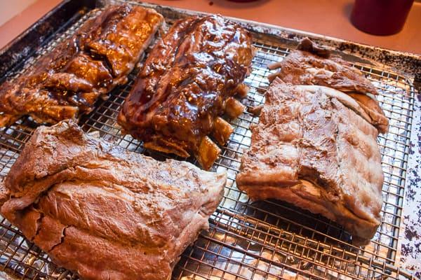 Pressure Cooker Teriyaki Baby Back Ribs-8
