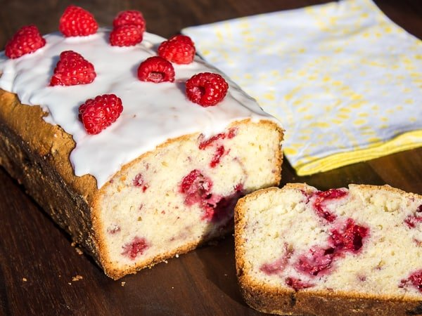 Raspberry Lemon Loaf-3