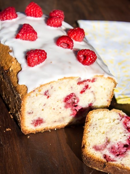 Raspberry Lemon Loaf-4
