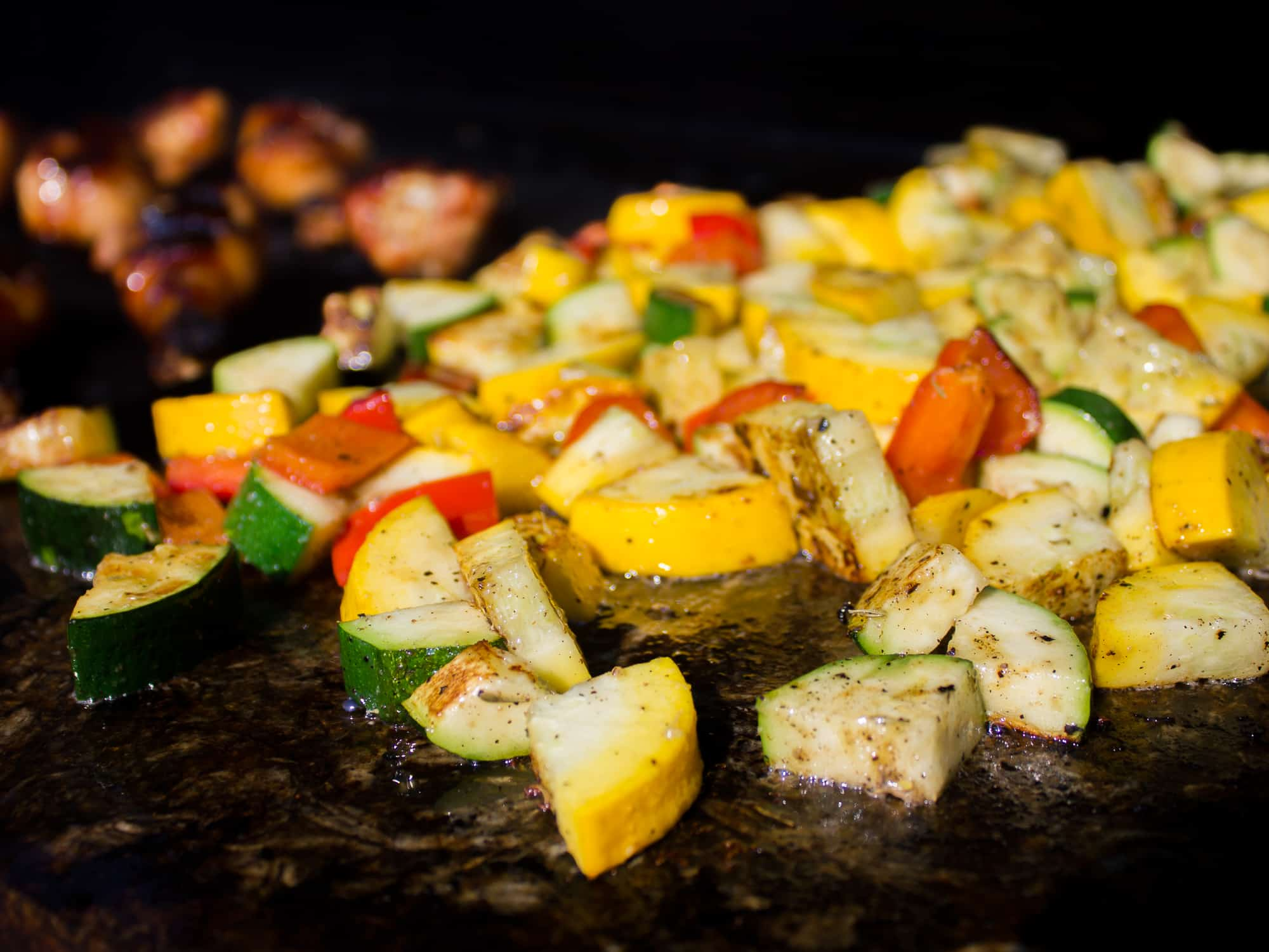 Grill up some summer squash and zucchini