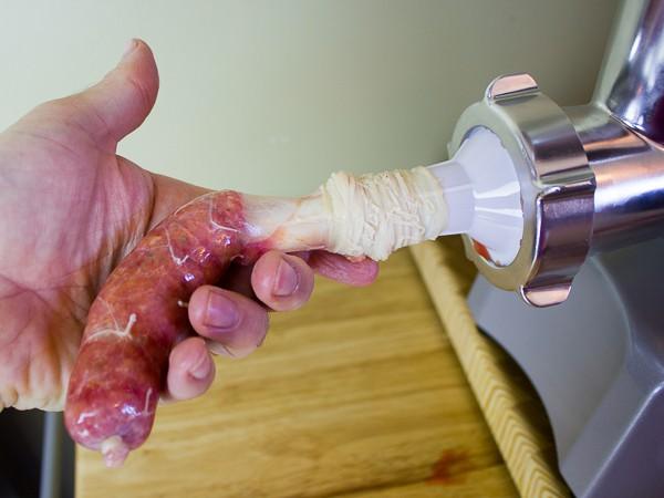 Making Sausages - How to Make Italian Sausage