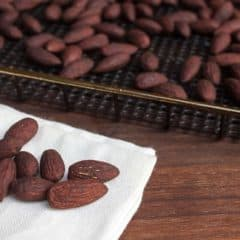How to Smoke Almonds Recipe
