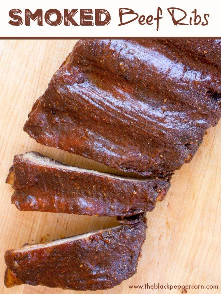 Smoking Beef Ribs BBQ