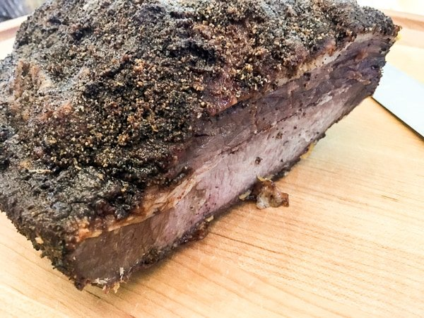 How to save a tough brisket