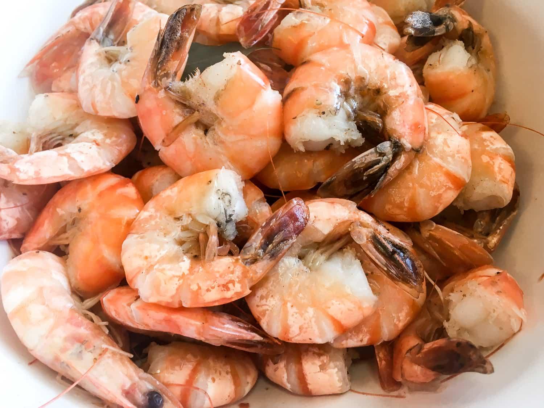 Peel and Eat Shrimp Boil Recipe - How to boil shrimp