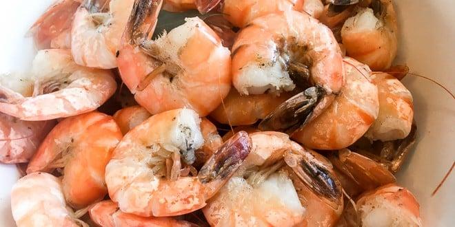 Peel And Eat Shrimp Boil Recipe How To Boil Shrimp