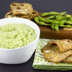 Edamame Hummus Dip Recipe How to Make