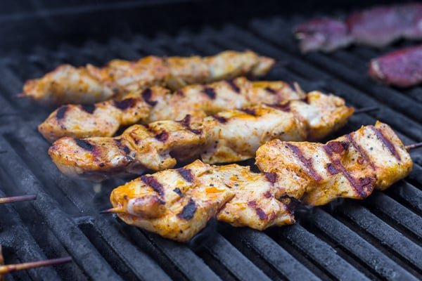 Greek Souvlaki marinade and how to grill