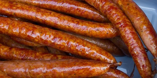 How to make sausage recipe