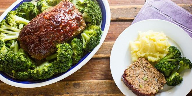 Meatloaf Recipe With Ground Pork And Beef