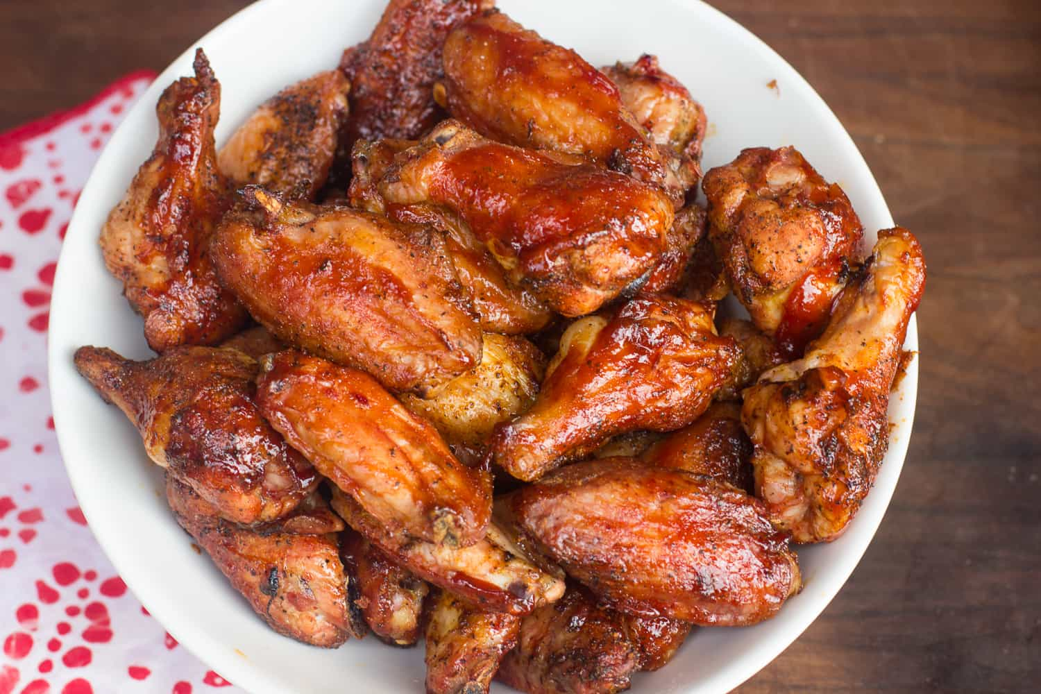 smoked bbq chicken wings recipe smoking time instructions. Black Bedroom Furniture Sets. Home Design Ideas