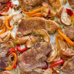 How to bake pork chops in the oven - bone in or boneless centre cut loin