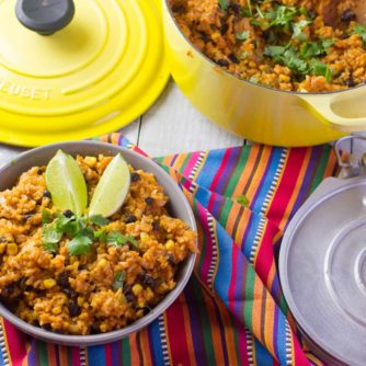 How to make Mexican rice with this easy authentic recipe.