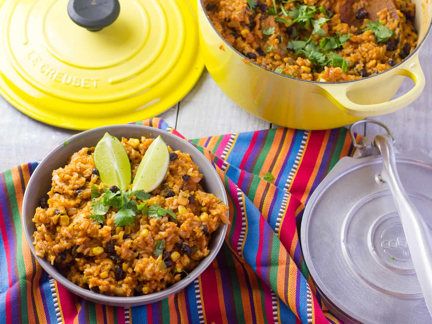 Mexican Rice Recipe With Black Beans And Corn