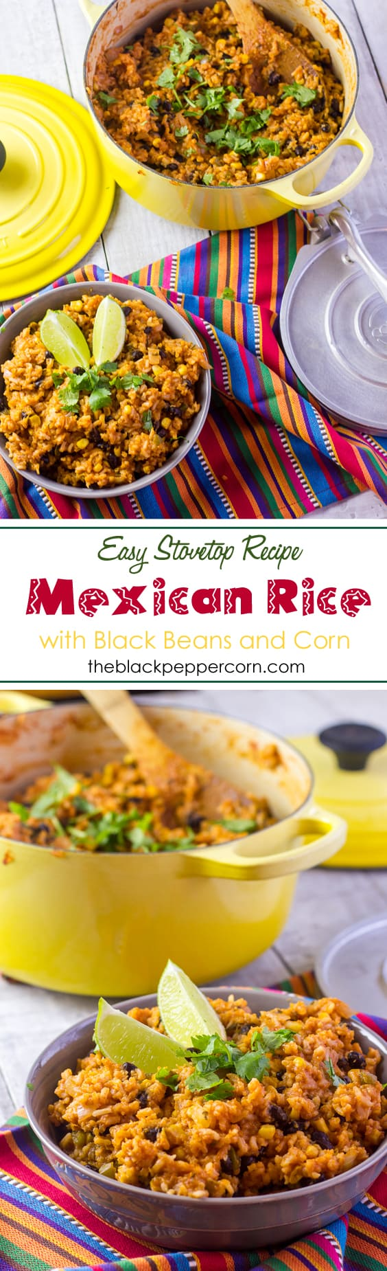 How to make Mexican rice with this authentic and easy recipe.