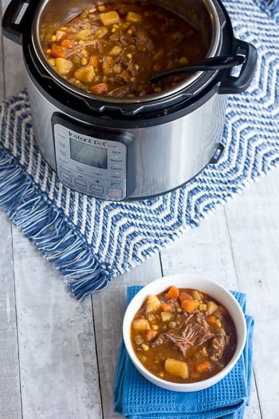 Beef Stew Pressure Cooker Recipe Beer Instant Pot