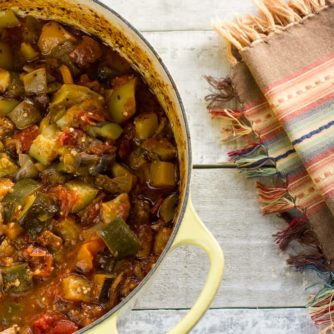 Ratatouille Recipe Dish Stovetop