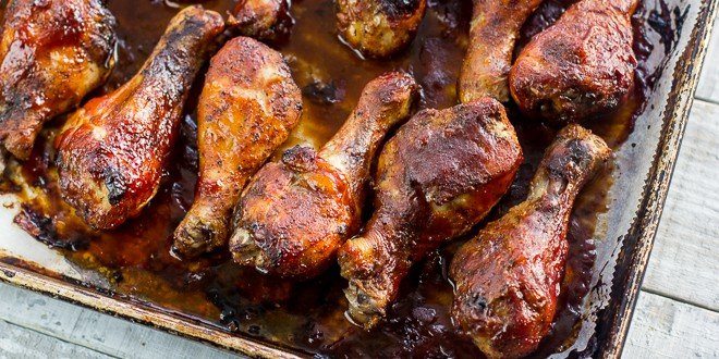 baked chicken drumsticks how to bake in the oven. Black Bedroom Furniture Sets. Home Design Ideas