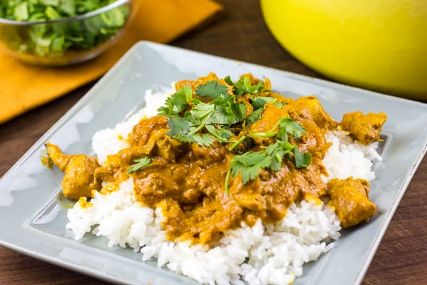 Butter Chicken Recipe Easy Indian Curry Murgh Makhani