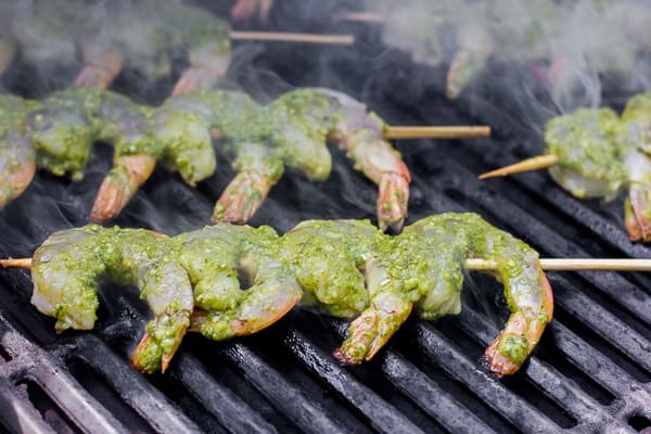 How to grill shrimp recipe