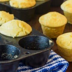 Cornbread Mini Muffin