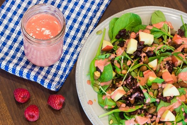 Raspberry Vinaigrette Salad Dressing Recipe