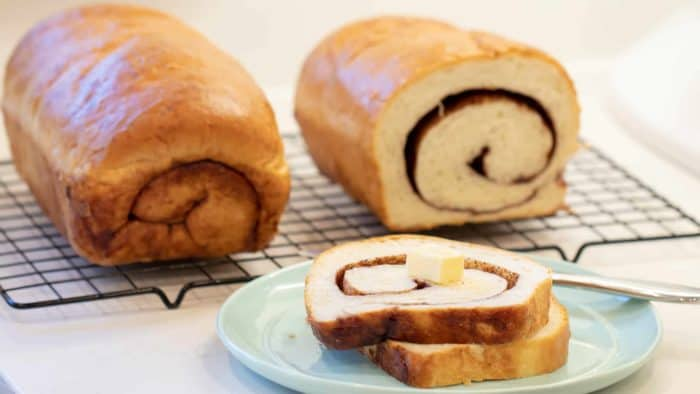 Cinnamon Bread Recipe How To Make Cinnamon Swirl Bread