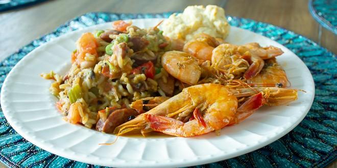 Louisiana Style Barbecue Shrimp Recipe